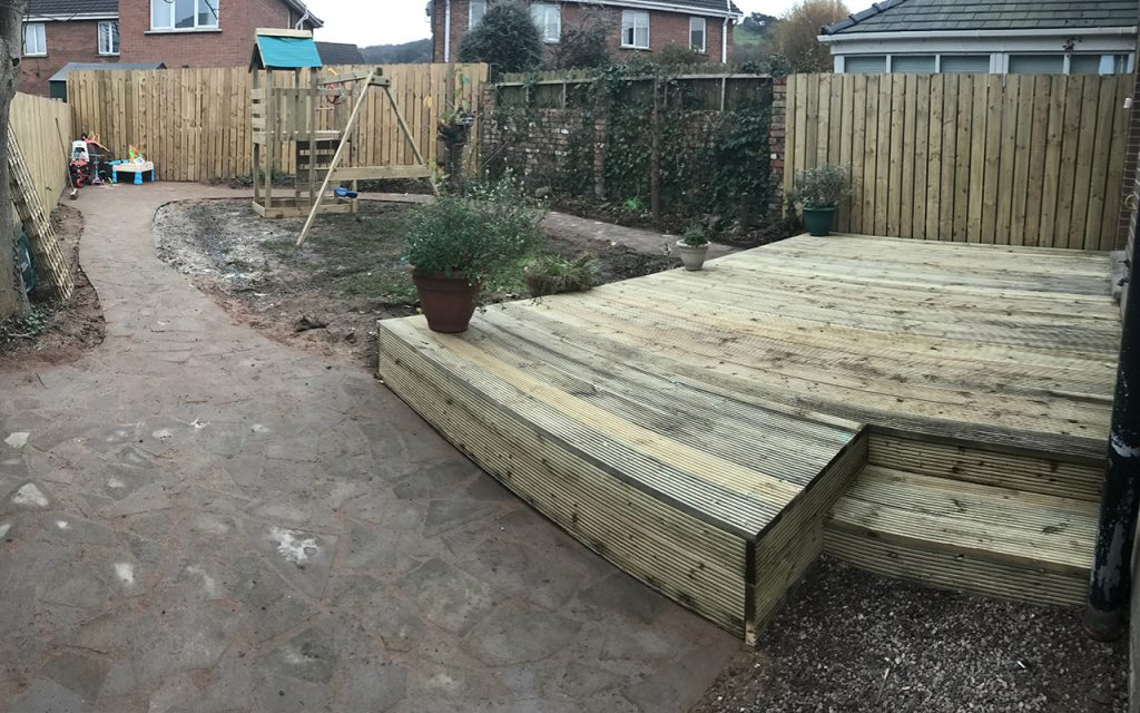 gates decking belfast brighter gardens belfast